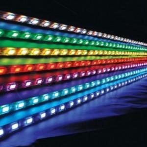 5050 RGB színes