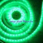 3528 zöld vízálló led