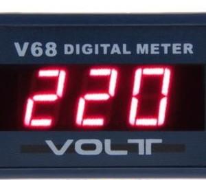 0-600v mérő