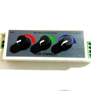 rgb potméteres vezérlő