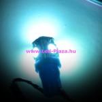T10 helyzetjelző világoskék 5 smd 5050 led